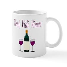 veni, vidi, vinum Mug