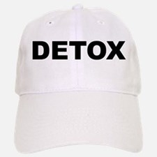 Detox Baseball Baseball Cap