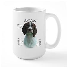 Brittany (Liver) Ceramic Mugs