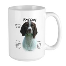 Brittany (Liver) Mug