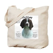 Brittany (Liver) Tote Bag
