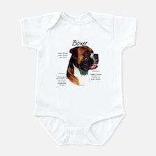 Boxer (natural) Infant Bodysuit