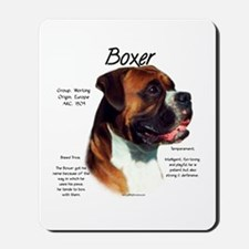 Boxer (natural) Mousepad