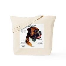 Boxer (natural) Tote Bag