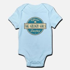 Official The Golden Girls Fanboy Infant Bodysuit