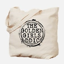 The Golden Girls Addict Stamp Tote Bag