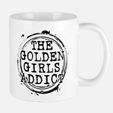 The Golden Girls Addict Stamp Small Small Mug