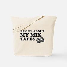 Mix Tapes Tote Bag