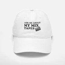 Mix Tapes Baseball Baseball Cap