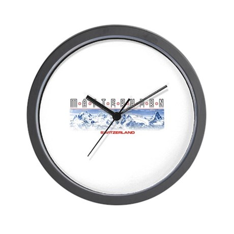 Height trans Wall Clock