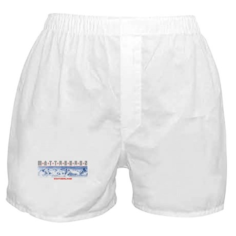 Height trans Boxer Shorts
