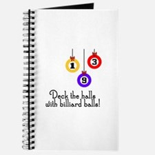 PoolChick Deck the Halls Journal