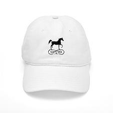 Infinity Arabian Horse Baseball Cap