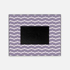 Flourished Zigzag Picture Frame