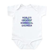 World's Greatest Biomedical E Infant Bodysuit
