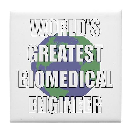 World's Greatest Biomedical E Tile Coaster