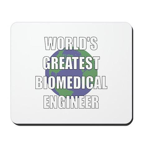 World's Greatest Biomedical E Mousepad