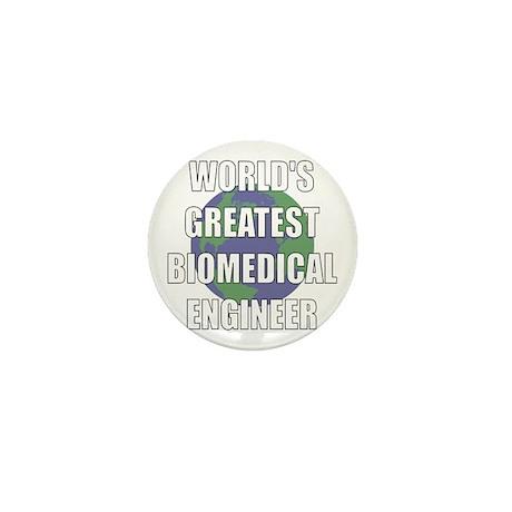 World's Greatest Biomedical E Mini Button (100 pac