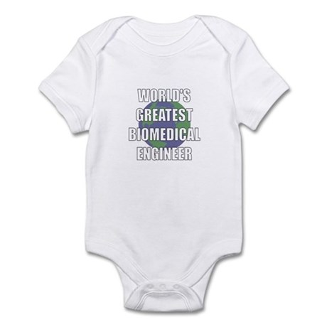 World's Greatest Biomedical E Infant Bodysuit