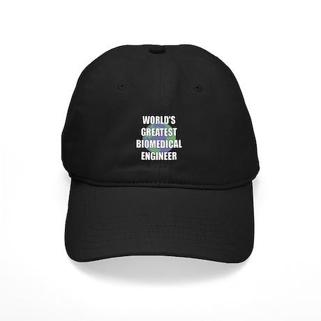World's Greatest Biomedical E Black Cap