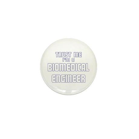 Trust Me I'm a Biomedical Eng Mini Button (100 pac