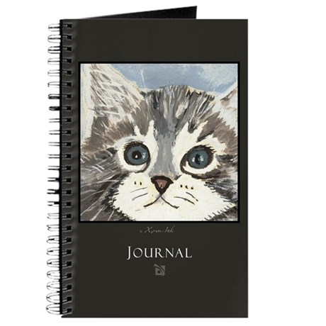 Ray the Cat Journal