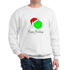 TennisChick Happy Holidays II Sweatshirt