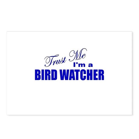 Trust Me I'm a Birdwatcher Postcards (Package of 8