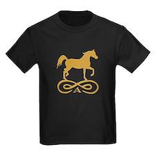 Gold Infinity Arabian T