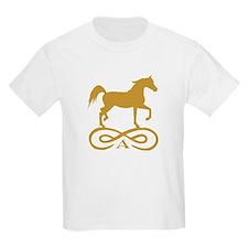 Gold Infinity Arabian T-Shirt