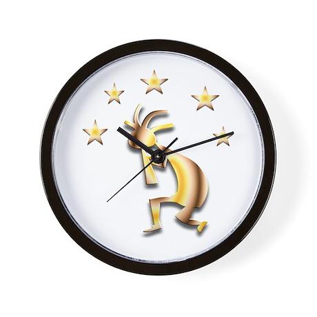 One Kokopelli #51 Wall Clock
