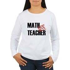 Off Duty Math Teacher T-Shirt