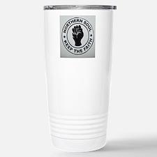 KEEP THE FAITH 2 Stainless Steel Travel Mug