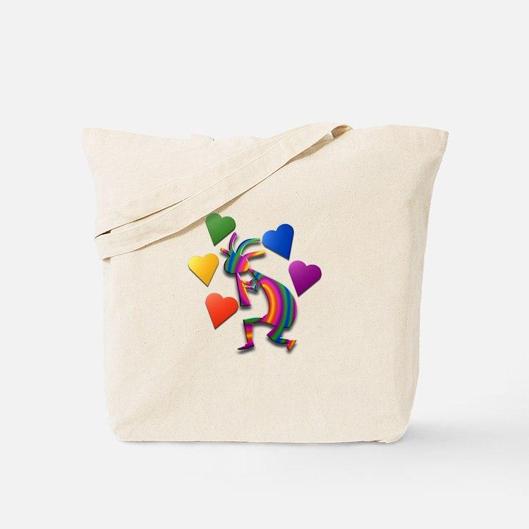 One Kokopelli #53 Tote Bag