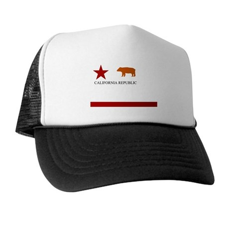 California Republic (1846) Trucker Hat