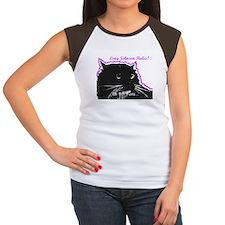 Long Johnson Women's Cap Sleeve T-Shirt