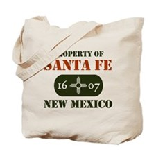 Property of Santa Fe Tote Bag