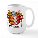 O'Brien Coat of Arms Large Mug