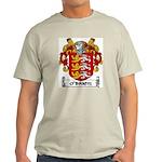 O'Brien Coat of Arms Light T-Shirt