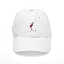 Crazy Book Lady Baseball Cap
