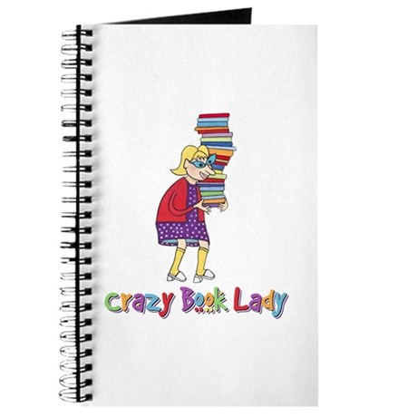 Crazy Book Lady Journal