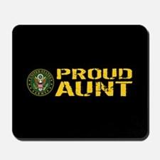 U.S. Army: Proud Aunt Mousepad