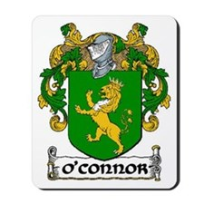 O'Connor Coat of Arms Mousepad