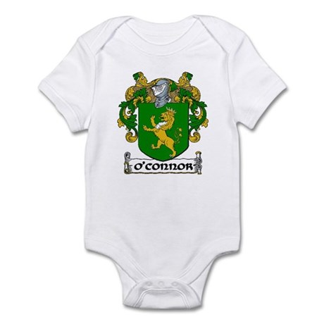 O'Connor Coat of Arms Infant Bodysuit