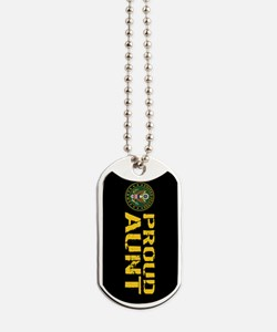 U.S. Army: Proud Aunt Dog Tags