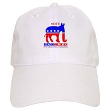 Demoblican Vote Baseball Cap
