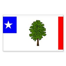 Mississippi 1861-1865 Rectangle Decal