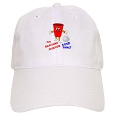 Did Someone Mention Beer Pong Baseball Cap