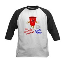 Did Someone Mention Beer Pong Tee
