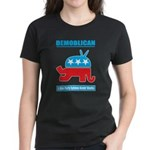 Demoblican Women's Dark T-Shirt